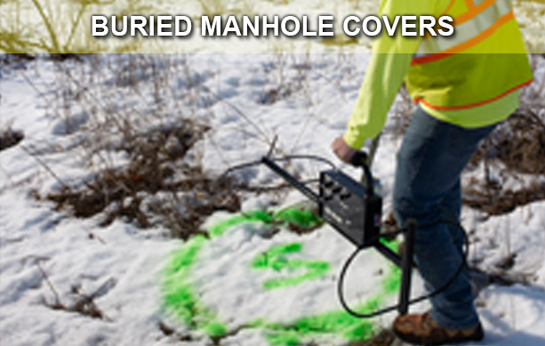 Buried Manhole Covers and Valves