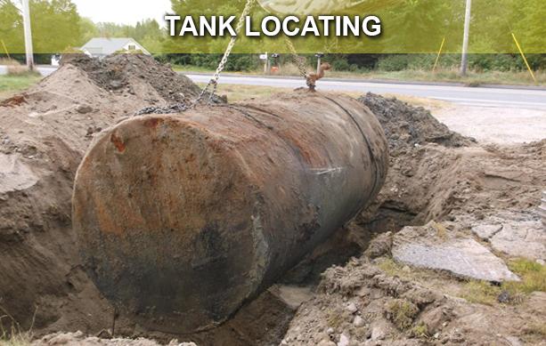 Tank Location