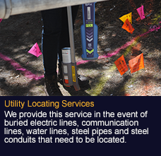 utility locating services