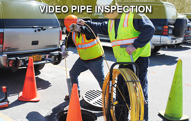Video Pipe Inspection